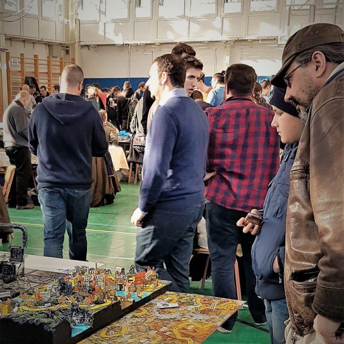 Az Ezüst-tó kincse 3D-s terepasztal játéka